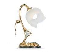 Настольная лампа Possoni 1400/L (007)     Полированная латунь (пр-во Италия)