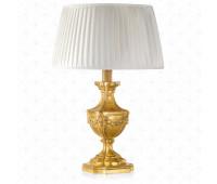 Настольная лампа  Roberto Giovannini 1077 A077 End XVIII C. Louis XVI  Французское золото (пр-во Италия)