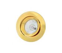 Точечный светильник  Voltolina(Classic Light) 800 oro orientabile    Золото (пр-во Италия)