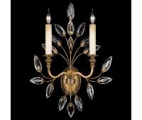 Бра  Fine Art Lamps 775250ST  Состаренное золото (пр-во США)