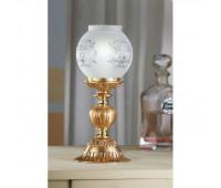 Настольная лампа Possoni 776/L (041)     Французское золото (пр-во Италия)