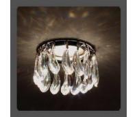 Точечный светильник Kantarel CD 005.2.1  Хром (пр-во Россия)