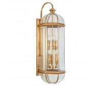 Бра L'arte  L'arte Luce Luxury Lantern L02226  Бронза (пр-во Италия)