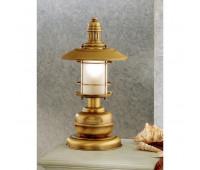 Настольный фонарь  Lustrarte 079-0622  Матовая латунь (пр-во Португалия)