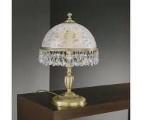 Лампа настольная Reccagni Angelo P 6200 M  Бронза (пр-во Италия)
