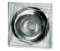 Точечный светильник  Voltolina(Classic Light) 100 cristallo  Прозрачный (пр-во Италия)