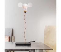 Настольная лампа  Ingo Maurer I Ricchi Poveri - Toto 1920040  Черный, желтый, красный (пр-во Германия)