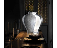 Настольная лампа Munari 104 8200 SM  Серебряная фольга (пр-во Италия)