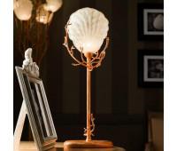 Настольная лампа Eurolampart 1169/01BA  Золотисто-оранжевый (пр-во Италия)