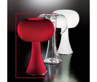 Лампа настольная IDL 9016/2TLM satin red  Хром (пр-во Италия)