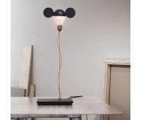 Настольная лампа  Ingo Maurer I Ricchi Poveri - Toto 1920300  Черный, желтый, красный (пр-во Германия)