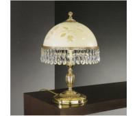 Лампа настольная Reccagni Angelo P 6306 M  Золотой (пр-во Италия)