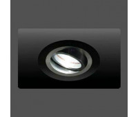 Точечный светильник Donolux A1521-Alu/Black  (пр-во Россия)