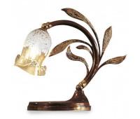 Настольная лампа Possoni 119/L (034)  Ржавчина с золотом (пр-во Италия)