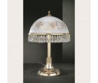 Лампа настольная Reccagni Angelo P 6100 G  Французское золото (пр-во Италия)