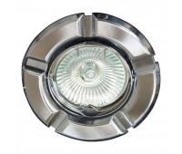 Встраиваемый светильник Feron 098T art.17641  Титан, хром (пр-во Китай)