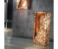 Настольная лампа Munari 104 8195 CC  Блестящая медь с ручной росписью (пр-во Италия)