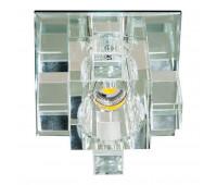 Встраиваемый светильник Feron 1525LED art.27814  Хром (пр-во Китай)
