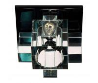 Встраиваемый светильник Feron 1525 art.19783  Черный (пр-во Китай)