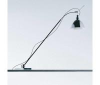 Настольная лампа  Ingo Maurer Max. Kugler 1707000  Черный, серый (пр-во Германия)