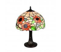 Настольная лампа  Omnilux OML-80704-01  Темно-коричневый (пр-во Китай)