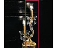 Настольная лампа Masiero VE 940 TL1 MT  Золото, прозрачный (пр-во Италия)