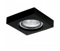 Точечный светильник  Lightstar 006167  Черный,хром (пр-во Италия)