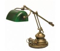 Лампа настольная Moretti Luce ART 1506.A.8  Бронза (пр-во Италия)