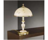Лампа настольная Reccagni Angelo P 6908 M  Французское золото (пр-во Италия)