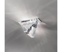 Встраиваемый светильник Fabbian F41 F01 11  Глянцевый алюминий (пр-во Италия)