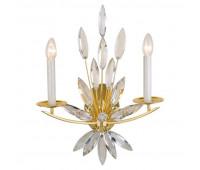 Бра L'arte  L'arte Luce Luxury Lily Buds L03322  Золото (пр-во Италия)