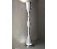 Торшер  Masiero Luxury White Grace/STL1+6  Белый, хром, инкрустирован кристаллами swarowski (пр-во Италия)