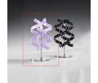Настольная лампа Metal Lux 206.121.05  Хром,розовый (пр-во Италия)