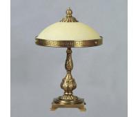 Настольная лампа  Brizzi 02166T/3 AB  Матовая бронза (пр-во Испания)