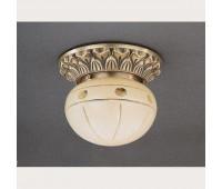 Накладной светильник Reccagni Angelo PL 7713/1 Br Art   Бронза (пр-во Италия)
