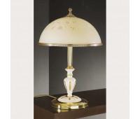 Лампа настольная Reccagni Angelo P 6908 G  Французское золото (пр-во Италия)