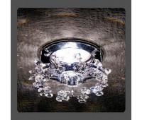 Точечный светильник Kantarel CD 003.2.1 AB  Хром (пр-во Россия)