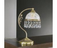 Лампа настольная Reccagni Angelo P 6200 P  Бронза (пр-во Италия)