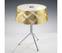 Настольная лампа  Metal Lux 196.230.61  Хром (пр-во Италия)