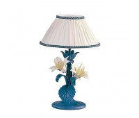 Настольная лампа Passeri  LP.2120/1/B Dec.010  Синий (пр-во Италия)