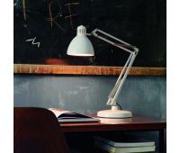 Настольная лампа Fontana Arte 8000BI+8100BI  Белый (пр-во Италия)