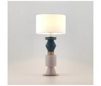Настольная лампа Aromas Kitta Ponn NAC107 Oro Brillo  Золото,коричневый,зелёный (пр-во Испания)