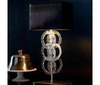 Настольная лампа  Eurolampart 2375/01BA Argento foglia  Серебряное фольгирование (пр-во Италия)
