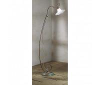 Торшер  Falb (Stilkronen) RG 1802/40  Ржавчина и зеленоватая медь (пр-во Италия)