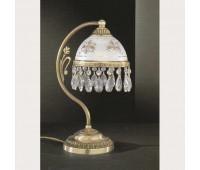 Лампа настольная Reccagni Angelo P 6000 P Br.Art+Crist 1  Бронзовый (пр-во Италия)