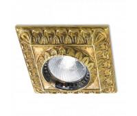 Точечный светильник Stillux 14204-F5  Золото (пр-во Италия)