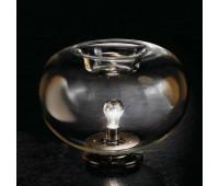 Лампа настольная IDL 9015/1LG crystal  Хром (пр-во Италия)