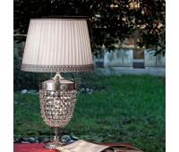Настольная лампа Masiero Elegantia TL2G G04-G06 6000 /TL2 G  Матовый и гальванический хром g04-g06 (пр-во Италия)