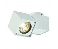 ALTRA DICE SPOT 1 светильник накладной для лампы GU10 50Вт макс., белый SLV 151521  (пр-во Германия)