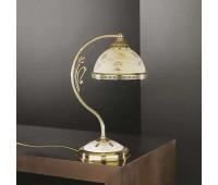 Лампа настольная Reccagni Angelo P 6908 P  Французское золото (пр-во Италия)